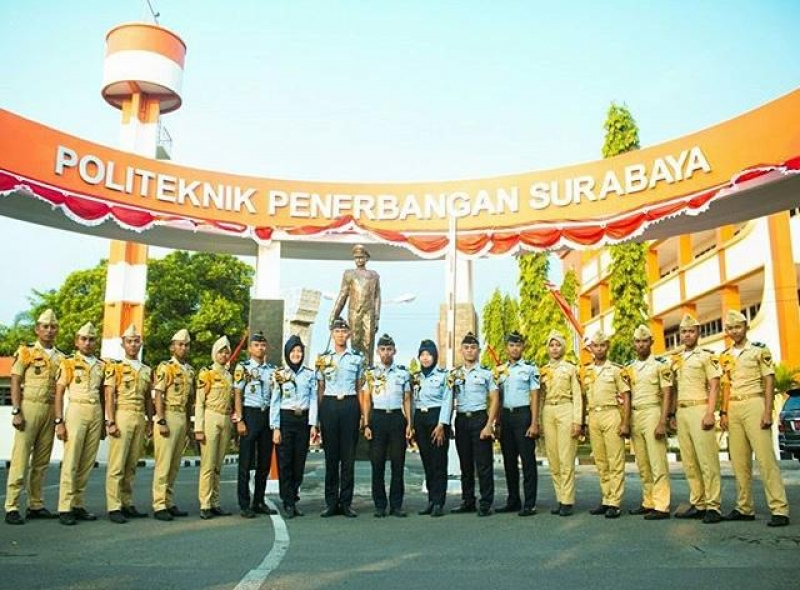 Ini Dia Tata Cara Pendaftaran Politeknik Penerbangan Surabaya 2020 2021 Yang Sesuai Dengan Sipencatar Ikatan Dinas Kementerian Perhubungan Ri Lkbb Indonesia College