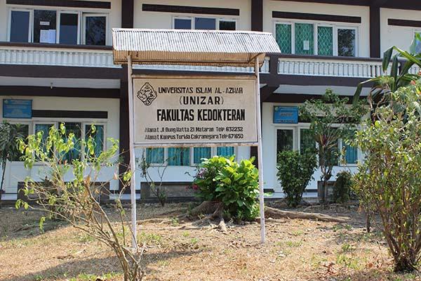 Fakultas Kedokteran Unizar