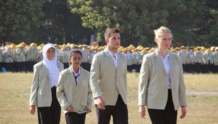 Mahasiswa Kelas Internasional UGM