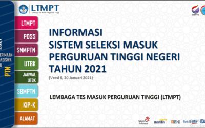 Informasi UTBK 2021