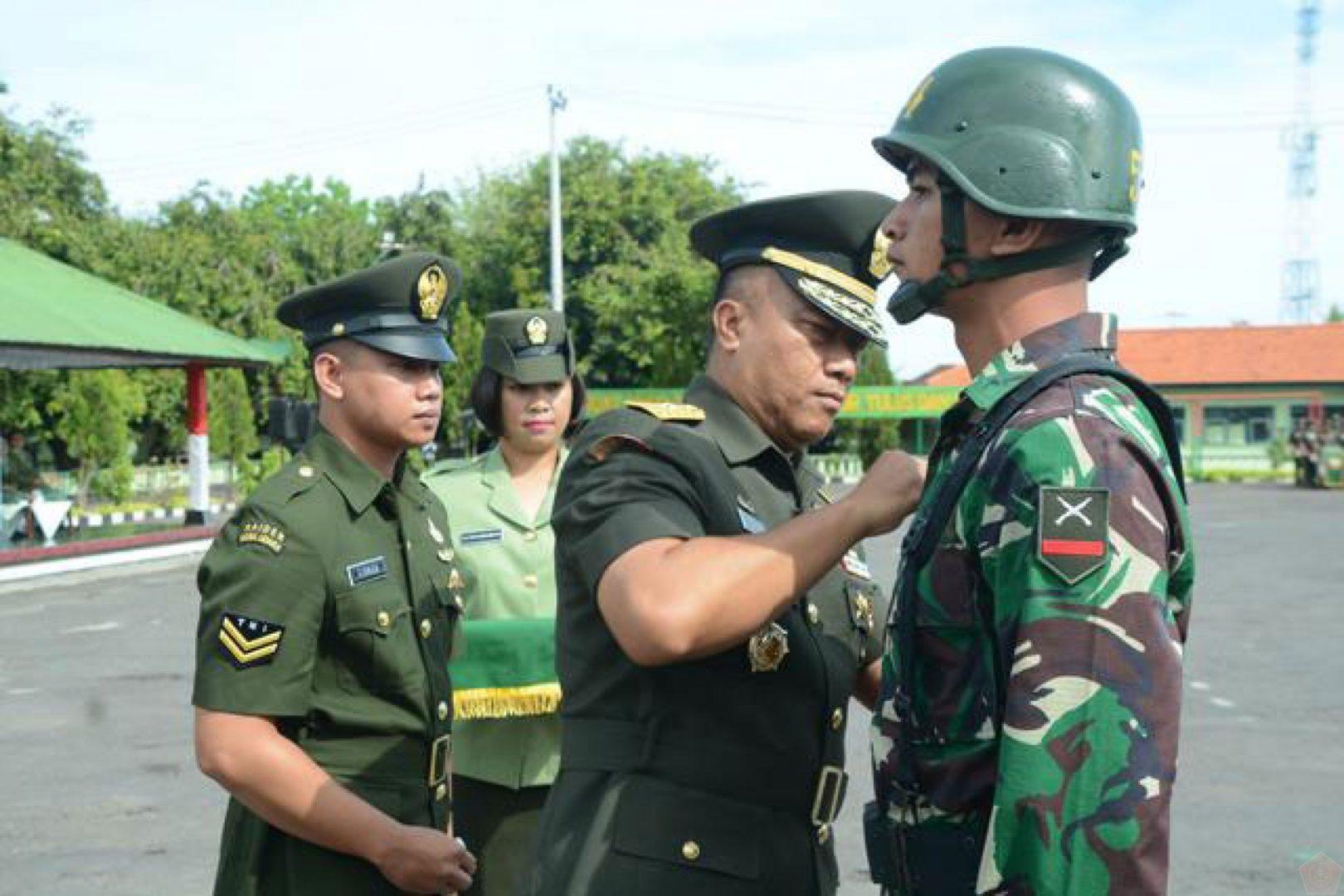 Pendaftaran Tamtama TNI AD