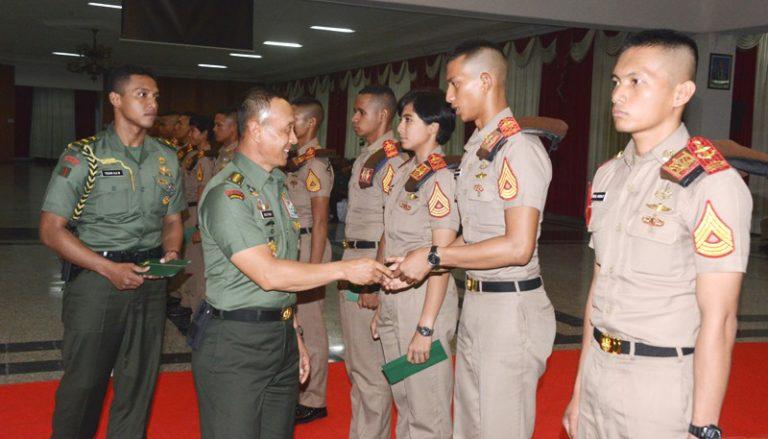 Taruna AKMIL TNI AD