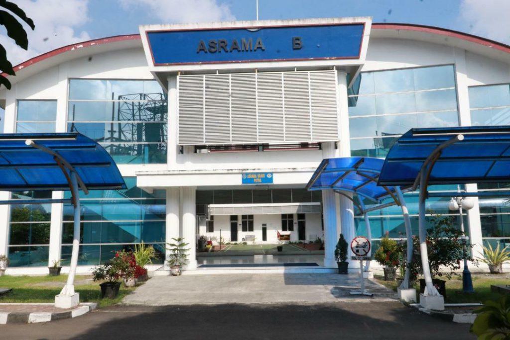 Fasilitas POLTEKBANG Medan