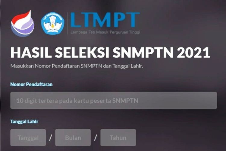 Manajemen SNMPTN 2021