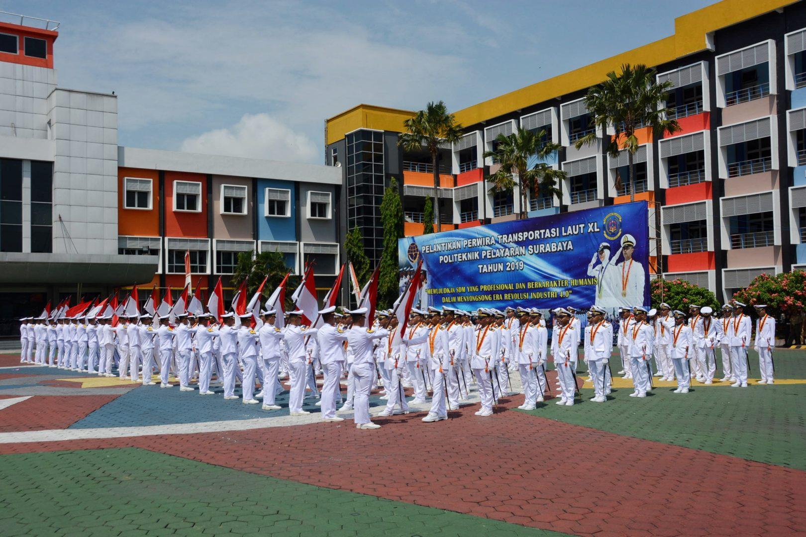 Penerimaan Polbit Poltekpel Surabaya