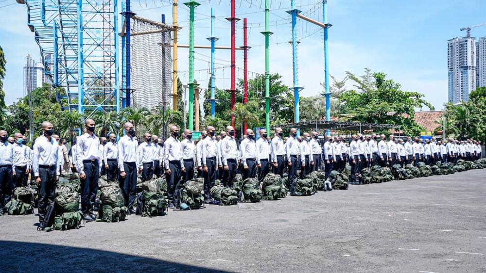 Seleksi Poltekbang Surabaya