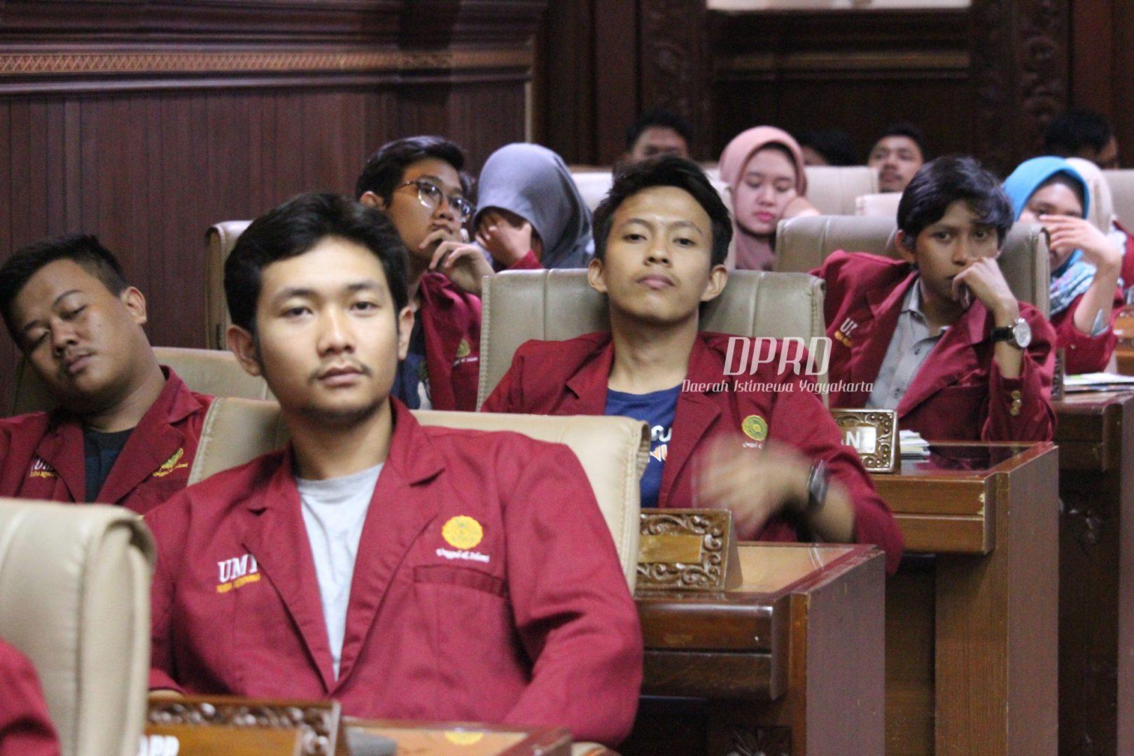 Seleksi PTS Yogyakarta