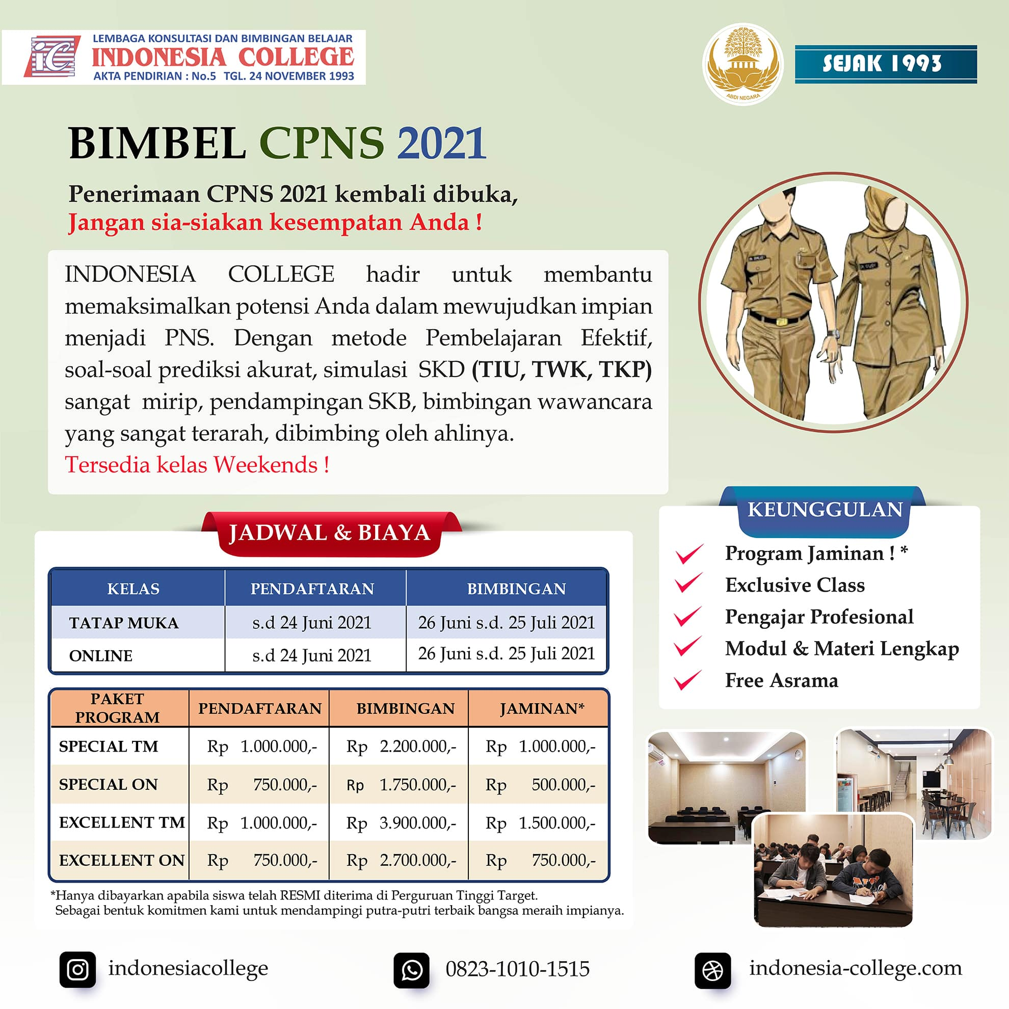 Bimbel CPNS