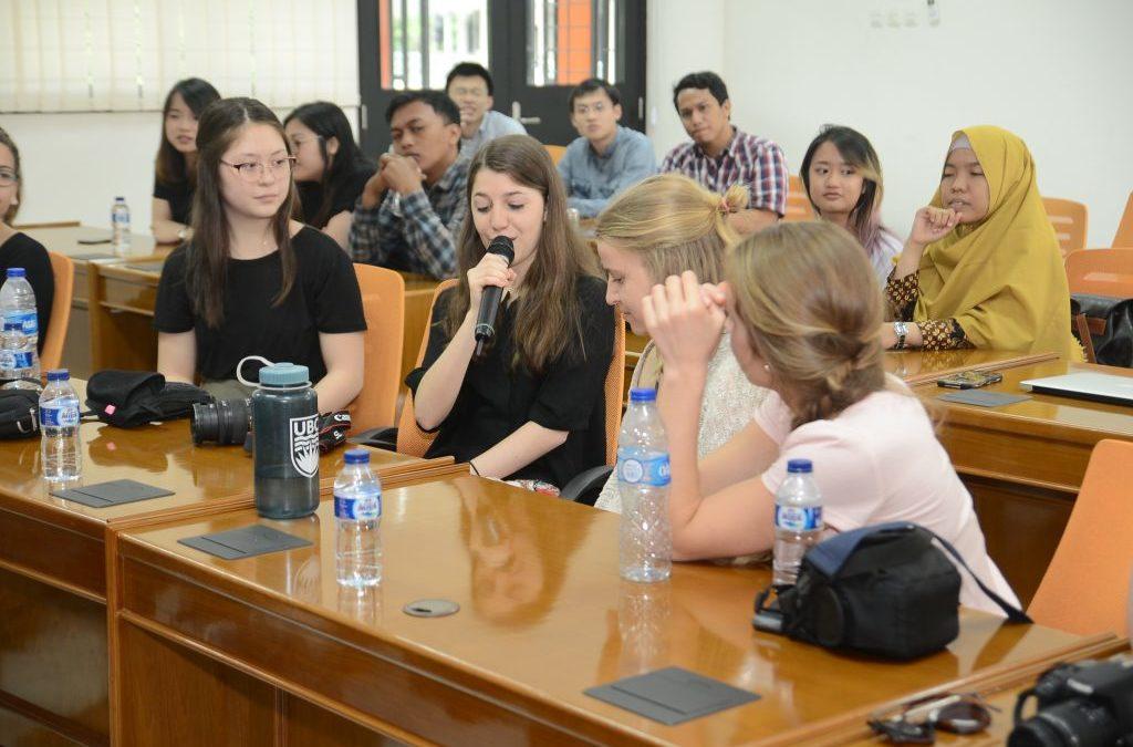 Kuliah Kelas Internasional di IPB University