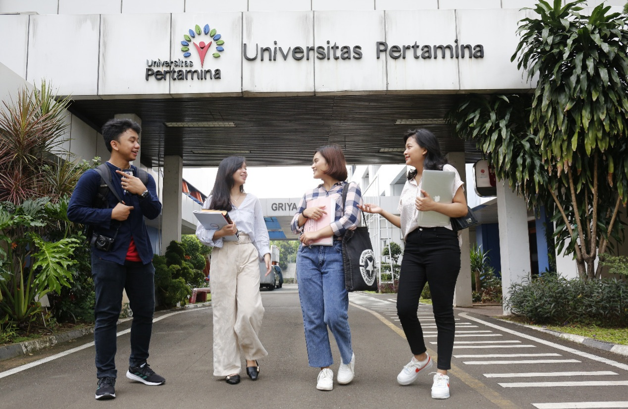 universitas pertamina jurusan kuliah