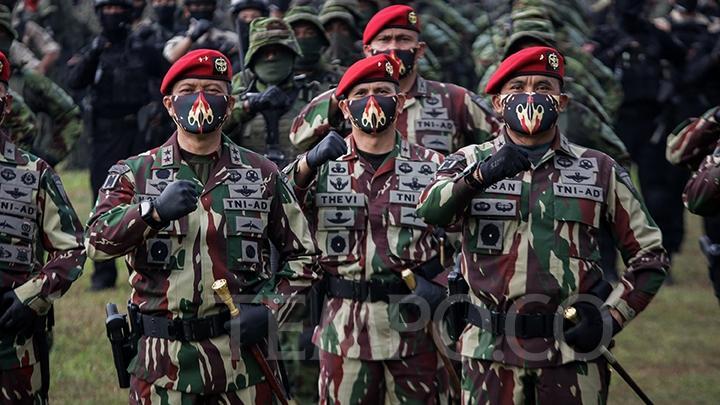 Tahapan Seleksi TNI AD, AL, dan AU Lengkap